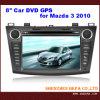 Auto DVD met GPS voor Mazda 3 2010/2011 (PK-MA800L)