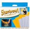 Magic Cloth Shamwow Conjunto de 8PCS com viscose / poliéster