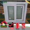 Vinil PVC obscurecer a janela de correr de vidro duplo