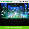 Chipshow P4 farbenreiche Innenstufe Miet-LED-Bildschirmanzeige