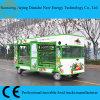 Goedgekeurd Ce van de Fabrikanten van de Vrachtwagen van het Voedsel van de goede Kwaliteit