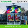 Signature à LED extérieure à la rue publicitaire Chipshow P10