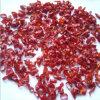 De droge Roodgloeiende Ringen van de Spaanse peper