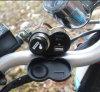 Водоустойчивый переходника лихтера сигареты автомобиля гнезда заряжателей гнезда