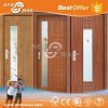 Portes en bois d'acier de porte/garantie d'entrée résidentielle