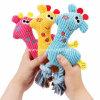 애완 동물 생일 선물 강아지 견면 벨벳 장난감 개 견면 벨벳에 의하여 채워지는 장난감