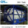 10FTのLoxか林またはLar/LNG/Lco2 ISOの可動装置タンク