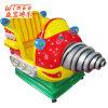 Paseo de los cabritos del oscilación de la máquina de juego del equipo del patio de la fábrica ISO9001 para el patio (K102)