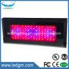 85-100W de LEIDENE Lichtrode Blauwe Purpere Infrarode Vierkante Lamp van de Installatie