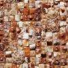 2017 het Bouwmateriaal van de Tegel van het Mozaïek van de Hars van de Moeder van de Luxe van Parel