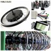De behendige 500W Elektrische Uitrusting van de Omzetting van de Motor van de Fiets voor Om het even welke Fiets