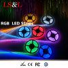 Indicatore luminoso di festa della striscia del LED RGB per illuminazione decorativa dell'alloggiamento