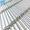 Sistema de acoplamiento arquitectónico decorativo de la armadura/del cable del Acoplamiento-Barrette del alambre de cuerda del acero inoxidable