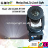 Het Licht van het Onderzoek van de Hemel van de Controle DMX512 van de Drijver 5000W van de Hemel van Gbr