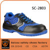 Офицер армии ботинок безопасности Saicou голубой обувает изготовление ботинок Sc-2803 Гуанчжоу