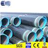 tubo de acero redondo negro del tubo de 6  ERW para el gas