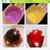 A esfera de cristal grande da água dos grânulos sensoriais enormes de Orbeez da água caçoa o brinquedo