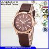 Reloj de lujo del reloj de encargo de la marca de fábrica de la aleación del asunto (WY-129D)