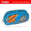 Sacchetto freddo della matita del fumetto della fibra di poliestere di Foska 600d