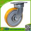 Schwenker-industrielles Fußrollen-Hochleistungsrad 150X50mm