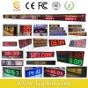 Signe rouge de vente chaud du monochrome P10 LED de la Russie