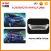Grade dianteira de venda de venda superior dos artigos dos produtos 2016 melhor para acessórios do exterior de Avanza Toyota Avanza