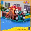 Città gonfiabile di divertimento di rimbalzo dell'uccello per divertimento (AQ13110)