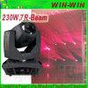 Luz principal movente 230W Sharpy 7r do feixe profissional de Sharpy