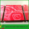 Rose Melamina fenda facial MDF (1220*2440) Placa de Exposições 15mm, 18mm MDF de Slot