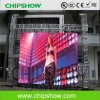 Exhibición de LED al aire libre a todo color del alquiler de Chipshow P16