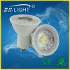 Dx0510/6W/GU10/AC20-240V/Plastic&Aluminum LED Spotlight met CE&RoHS