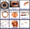 Bobine miniature de précision de bobine d'inducteur de bobine d'antenne