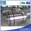 SPCC a laminé à froid la bande en acier galvanisée dans les bobines
