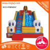 Slide Inflatable Swimming Poolの子供Inflatable Bouncer