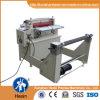 Folhas industriais Máquina com Sistema Automático de desenrolamento
