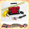 Commercio all'ingrosso 150-250 PSI DC12V 24V Heavy Plastic Car Air Compressor 12V Air Compressor Car Tyre Inflator