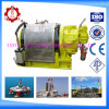 Jqh100*12 10tons Tractor Winch Used per Drilling Platform Marines Mining Engineering a Pull Heavy Cargo