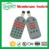 Interruttore elettronico di Bes di membrana dell'interruttore di stampa LED della membrana della sovrapposizione del circuito su ordinazione astuto del pannello