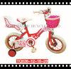 Bicicleta da menina/ciclo do bebê/bicicleta das crianças com a cesta para o mercado americano