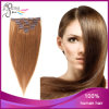 16# favoloso Straight Malaysian Hair Clip in Hair Extension