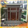 Roof cinese Design Family Gravestone con Dragon Columns