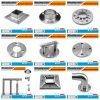 正方形の管のBalusterのための投げるステンレス鋼の支承板