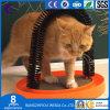 Stabiele het Verzorgen van de Kat van Scratcher van de Borstel van de Kat van de Boog van de Massage van de Kat Boog