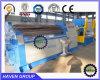 W11H-4X2000 quanlity alta rolos inferiores Arc-Adjust máquina de laminação de flexão da placa