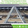 Costruzione prefabbricata pre costruita modulare prefabbricata della costruzione del magazzino della struttura della pagina d'acciaio del metallo di S355jr (200000MT esportatori)