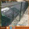 Flexión triangular de la seguridad del panel de cerco de malla de alambre soldado