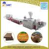 Hacer-Máquina plástica compuesta de madera del estirador de la MDF-Tarjeta PE/PP/PVC WPC