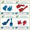 Piezas CNC anodizado en diferentes colores