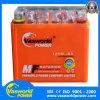 Patentierte 12V 5ah Mf Motorrad-Batterie des Großhandelspreis-