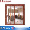 Fábrica de China puertas correderas de aluminio con perfil Auminium
